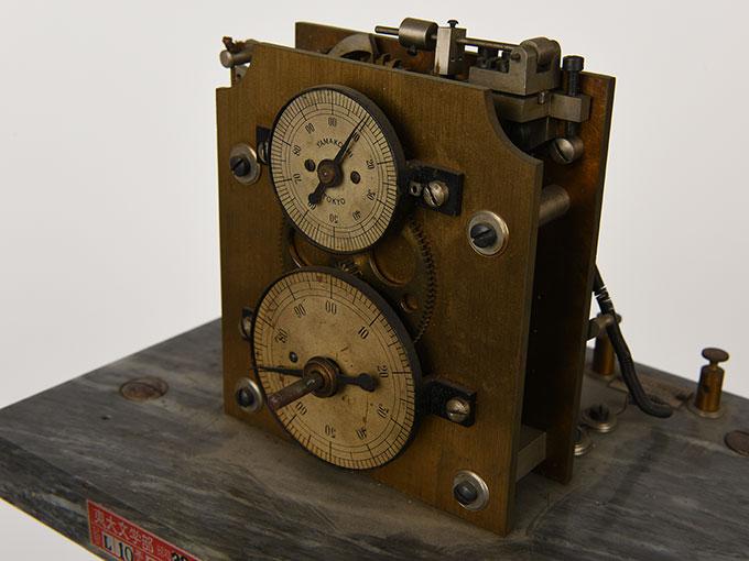 ヒップのクロノスコープヒップ氏測時計13