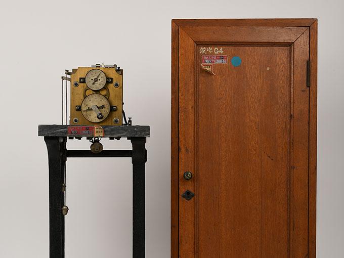 ヒップのクロノスコープヒップ氏測時計18