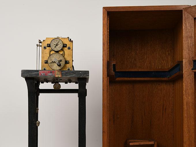 ヒップのクロノスコープヒップ氏測時計19