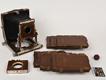 折りたたみ式カメラ