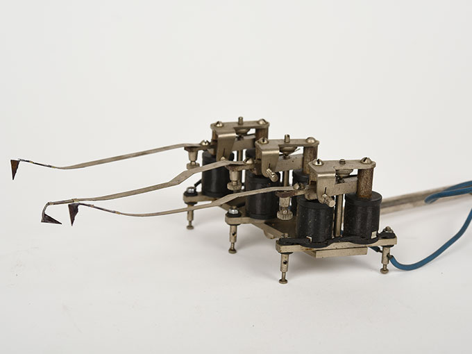 マグネットマーカー三重式三重式電磁記録器3