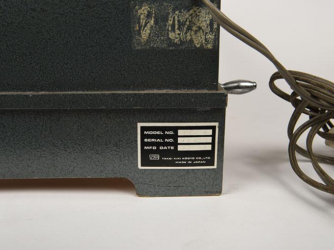 深径覚検査器tkk122a 深径覚検査器9