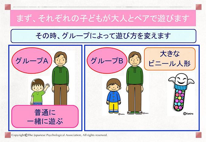 [グループB]大きなビニール人形