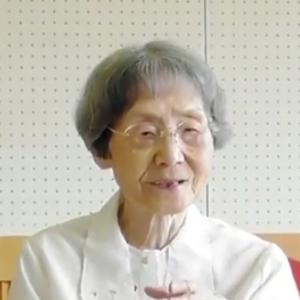 秋谷 たつ子先生